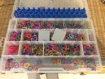 Rainbow loom and 400+ bands in Spangdahlem, Germany