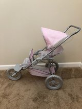 Pottery Barn kids twins stroller in Batavia, Illinois