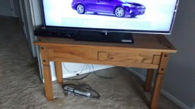 Pine TV Stand, Fish Tank Stand, Sofa Table - Many Uses for this item!! in Glendale Heights, Illinois