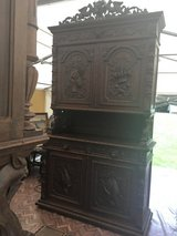 antique french hutch hunters style in Ramstein, Germany