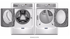 Washer + Dryer - #1 Rated - Like New! - Huge Capacity (4.5 cf) in Fort Leavenworth, Kansas