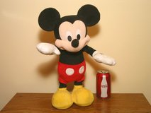 Mickey Mouse Singing Dancing Toy in Bartlett, Illinois
