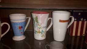 large coffee cups mixed in Fort Polk, Louisiana