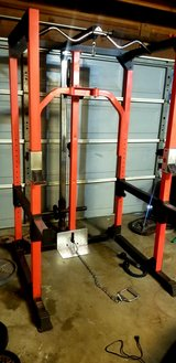 Power Rack with Cable Pulley in Fort Irwin, California