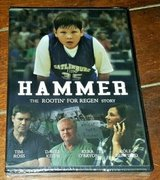 NEW Hammer The Rootin' for Regen Story DVD Cancer Inspring Family Movie in Chicago, Illinois