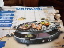 Racllete Grill in Ramstein, Germany