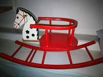 Antique wood horse for baby's or antique lover in Ramstein, Germany
