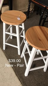Set of Bar Stools (New) in Fort Leonard Wood, Missouri