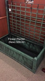 Flower Planter (New) in Fort Leonard Wood, Missouri