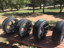 New Tires and Rims in Alamogordo, New Mexico