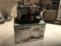 Cuisinart Classic Chrome Toaster Located in Okinawa in Okinawa, Japan