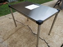 **** NEW Stainless Steel Tables and Shelf**** in Kingwood, Texas