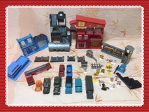 **(Collection Toys)THE SET OF THE MILITARY TOWN** in Okinawa, Japan