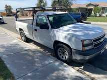 2007 Chevy Silverado 4.3V6 5spd manual in Yucca Valley, California