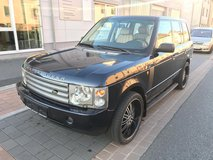 Range Rover Vogue AWD Best Condition,Passed Inspection in Wiesbaden, GE