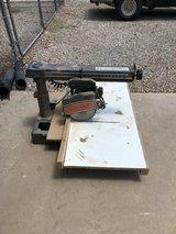 Sears craftsman radial arm saw in Alamogordo, New Mexico