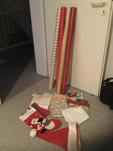 Gift Bags, Wrapping, Christmas Decorations, etc (PCS Sale) in Ramstein, Germany