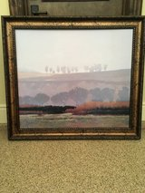 Framed Landscape Painting in San Diego, California