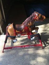 Kids Raido Flyer Rocking Horse in San Diego, California