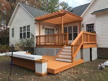 Roofing-Concrete-Decking-Fencing & More in Camp Lejeune, North Carolina