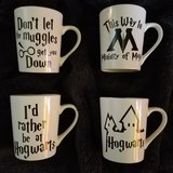 Harry Potter Mugs in Warner Robins, Georgia