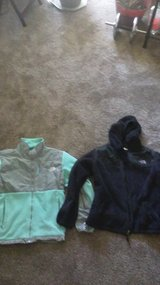 Lot of Two North Face Jackets in Tinley Park, Illinois
