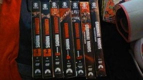Lot of Seven Seasons of Criminal Minds DVDS in Tinley Park, Illinois