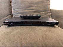 Sony HDMI Upscale DVD Player in Miramar, California