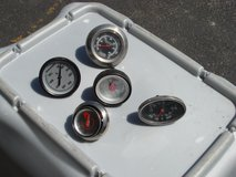 TEMPERATURE GAUGES FOR THE BAR B Q GRILL in Yorkville, Illinois