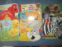 Vintage Preschool Shape Books in Naperville, Illinois