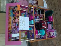 Barbie Home With Accesories in Conroe, Texas