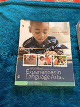 Language And Literacy Textbook in Perry, Georgia