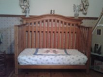 Crib/toddler bed in Oswego, Illinois