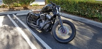 Nightster 1200 in Camp Pendleton, California