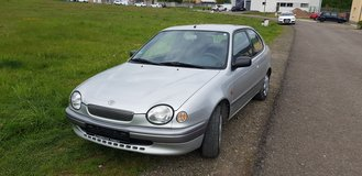 Toyota Corolla Automatic New Inspection only 77.000 miles in Ramstein, Germany
