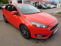 2017 Ford Focus SEL Automatic in Spangdahlem, Germany