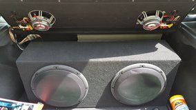 Car Audio system in Stuttgart, GE