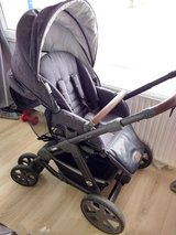 ABC Design Turbo 6 Stroller (complete set) in Wiesbaden, GE