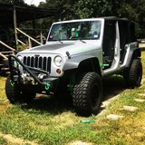 Jeep Wrangler Rubicon Unlimited in Cleveland, Texas