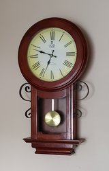Crown Court Westminster Chime Clock in Chicago, Illinois