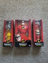The Incredibles 2 Figure Lot in Camp Lejeune, North Carolina