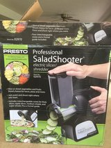 """Presto 02970 Electric Professional Salad Shooter"" in Fort Leonard Wood, Missouri"