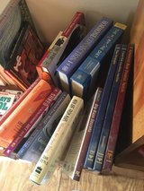 Books - various titles in Leesville, Louisiana