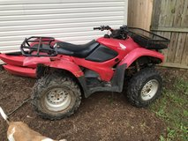 Honda 4 wheeler in Fort Campbell, Kentucky