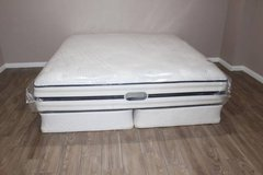 King size Plush mattress by Beautyrest (recharge) in Houston, Texas