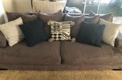 Dark Grey Couch/Sofa in Los Angeles, California