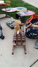 Wooden Rocking Horse in Westmont, Illinois