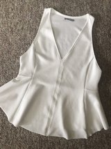 Zara Peplum shirt size L in Okinawa, Japan
