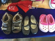 Size 7 Toddlers in Yucca Valley, California