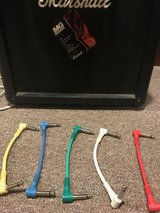 "guitar pedal cables 6"" in Okinawa, Japan"